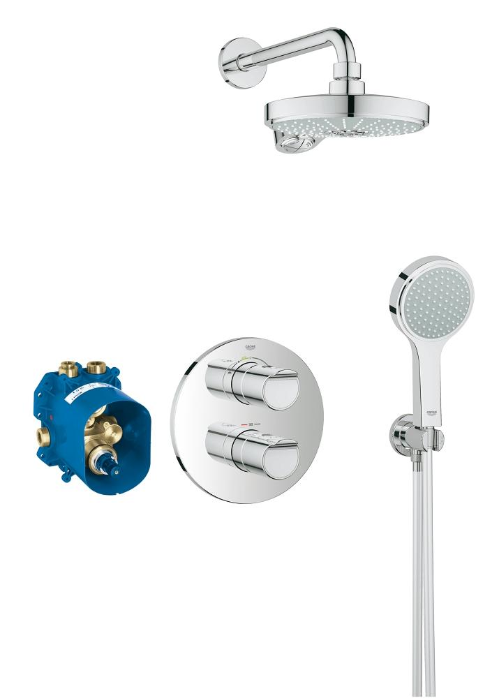 Grohe Shower Solutions