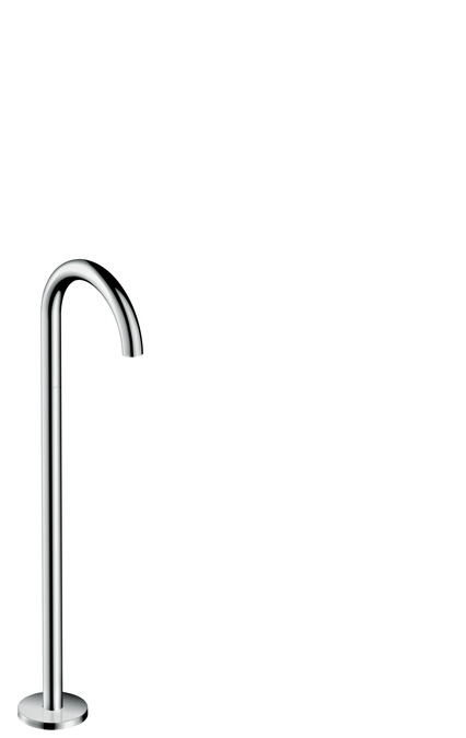 Hansgrohe Axor Uno Wall Mounted Single Handle Faucet Trim: Hansgrohe Axor Taps, Full Range Available At Low Prices