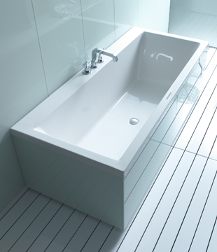 Huge Variety Of Duravit Baths Fountaindirect