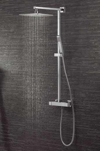 Crosswater Multifunction Shower Kits
