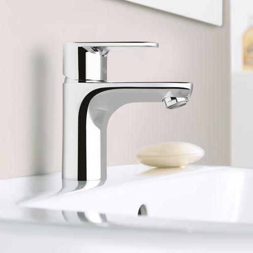 hansgrohe bathroom taps. Black Bedroom Furniture Sets. Home Design Ideas