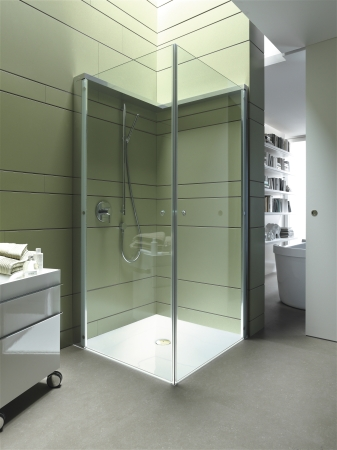 duravit openspace b shower solutions. Black Bedroom Furniture Sets. Home Design Ideas