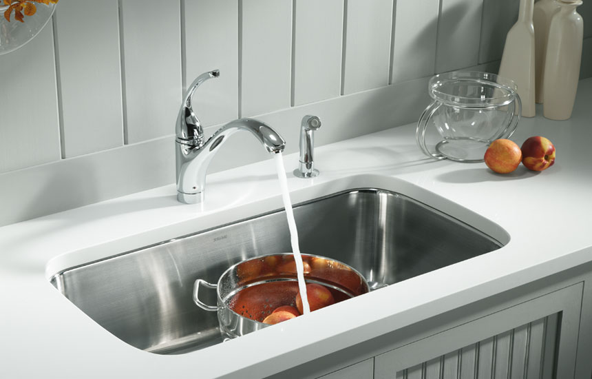 Kohler Stainless Steel Sinks