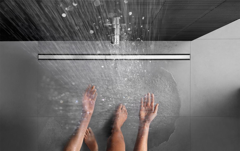 Geberit Floor Shower Drains