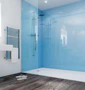 Shower Wall Panels Fountain Direct - Aquaboard shower panels