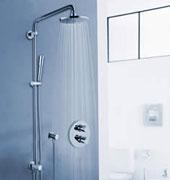 Grohe Rainshower & Euphoria Shower Systems