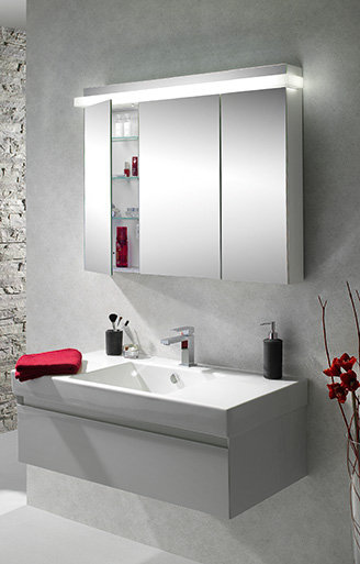 Schneider bathroom cabinets, low prices and free delivery
