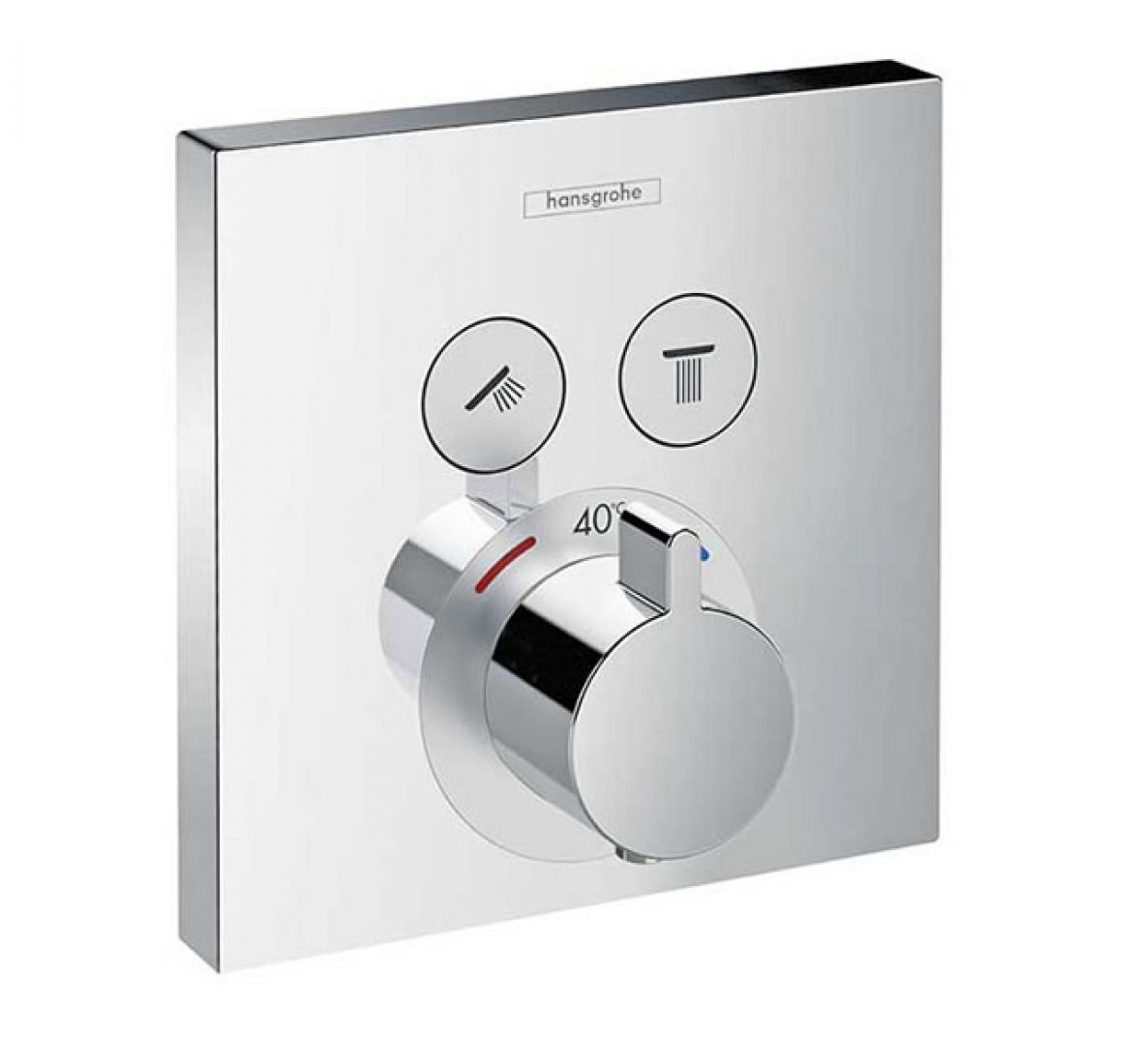 Thermostatic Shower Valves Fountain Direct #7D2427