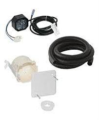 Geberit Roughing Box and Transformer for Touchless sensor flush - 115.861.00.1