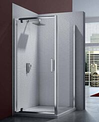 Merlyn 6 Series Pivot Door with Shower Tray