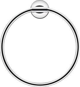 Duravit Starck T Towel Ring Chrome - 0099471000