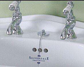 Silverdale Basin Waste Plug, Chain & Stopper