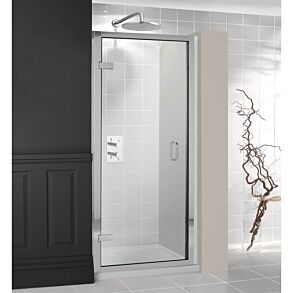 Simpsons Classic Framed  900 Hinged Shower Door 6107+
