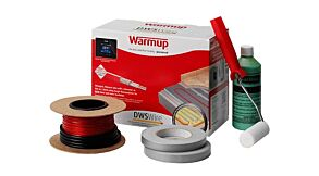 Warmup Undertile Heating - Loose wire system (DWS)