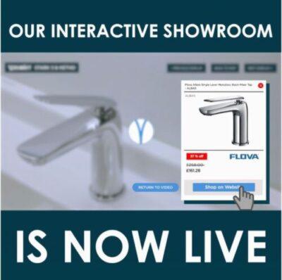 Interactive Bathroom Showroom
